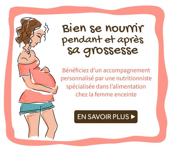 Que manger pendant la grossesse ? Nutritionniste spécialisée dans l'alimentation de la femme enceinte